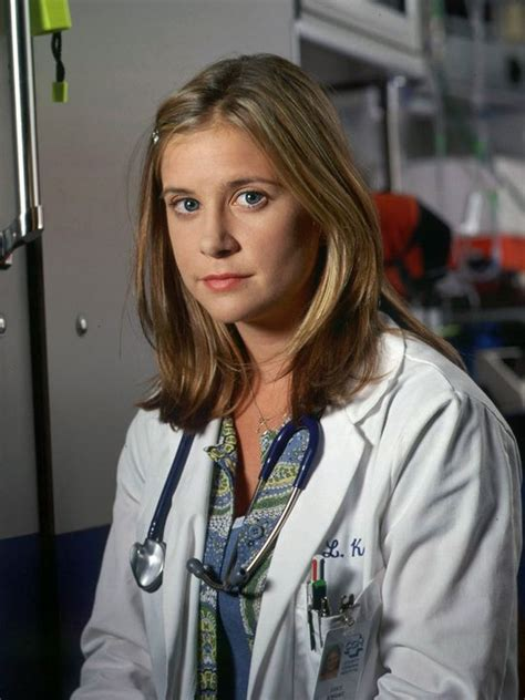 actress kellie martin tv shows er lucy knight was a third year medical student dr