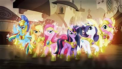 Pony Magic Friendship Mane Wallpapers Mlp Awesome
