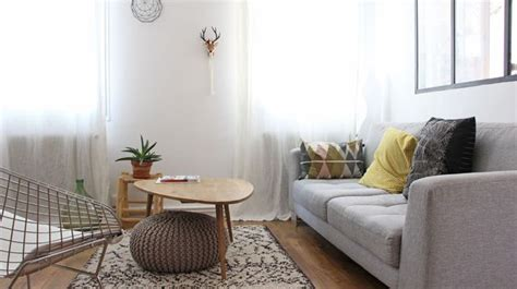 chambres d hotes rouen déco salon moderne et cosy
