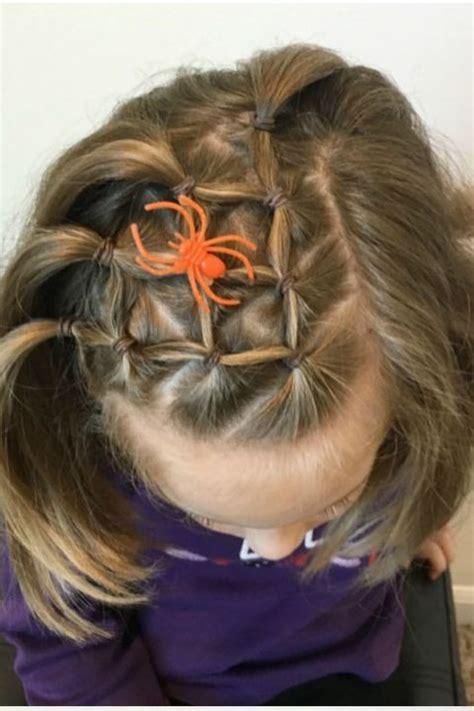halloween hair ideas  kids easy halloween hair