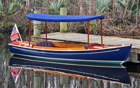 Small Electric Boats For Sale by Electric Boats For Sale Handmade Wooden Boats Budsin