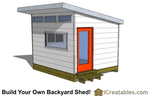 Free 10x12 Shed Plans by 10x12 Studio Shed Plans S3 10x12 Office Shed Plans