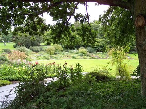Botanischer Garten Bochum Haupteingang by Grugapark