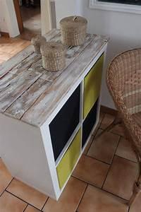 Repeindre Meuble Ikea : relooking palette expedit ~ Melissatoandfro.com Idées de Décoration
