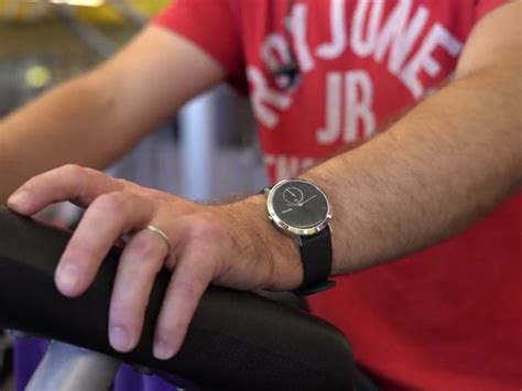 steel hr brings brains brawn and battery to fitness