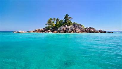 Tropical 1080p Wallpapers Island Background Palm Wallpapersafari