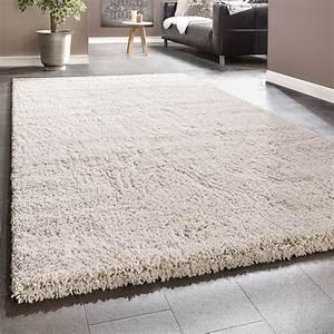 Shaggy Hochflor Teppich : shaggy xxl creme hochflor teppiche ~ Markanthonyermac.com Haus und Dekorationen
