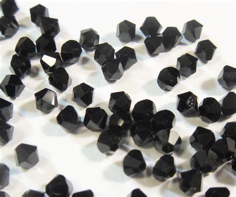 jet mm cristallo swarovski perle   doppio cono