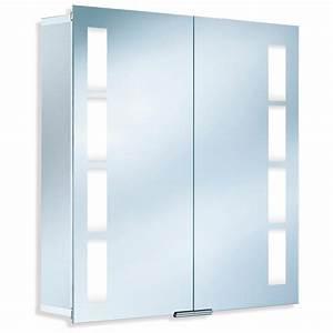 Alu Spiegelschrank Fr Das Badezimmer MEGABAD