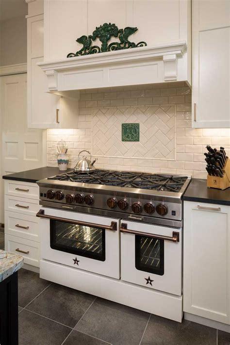 kitchen copper accents  wilmington delaware