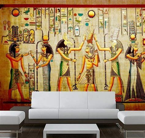 ancient egyptian history full wall mural photo
