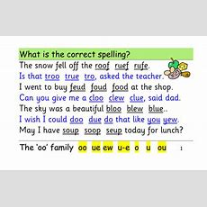 Phase 56 Alternative Spellings Ai Ee Igh Oa Oo By Trummy13  Teaching Resources
