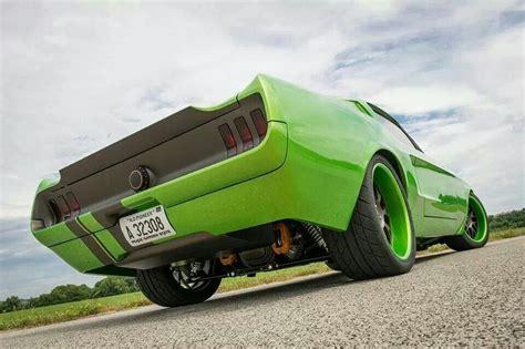 pin  johnny taylor  chariots mustang fastback ford