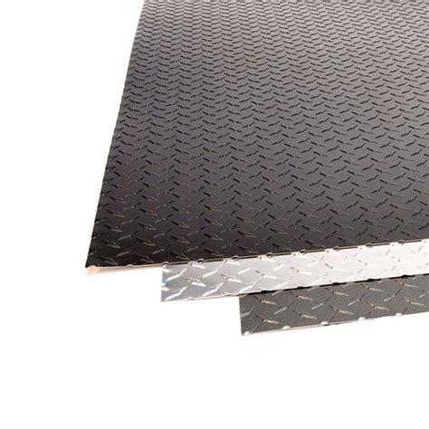embossed aluminum diamond plate sheet 025 quot thick