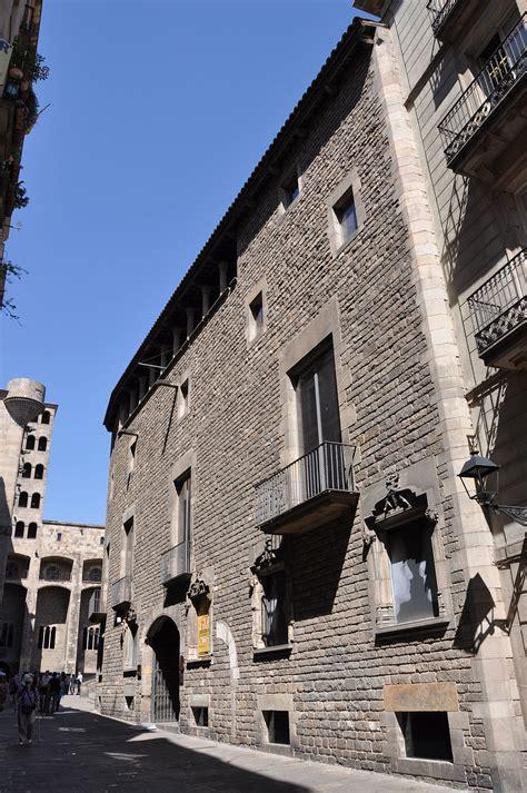 Barcelona City History Museum - Wikipedia