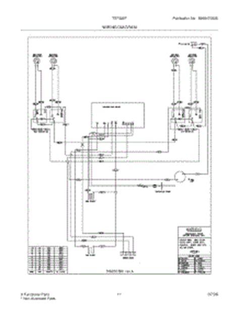 Parts For Tappan Teffba Range Appliancepartspros