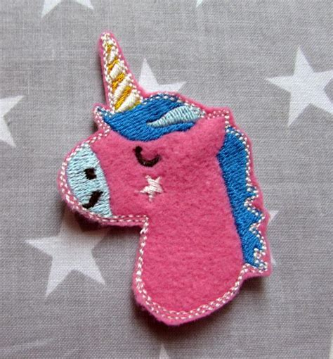 Free Machine Embroidery Applique by Unicorn Applique Free Embroidery Design Applique