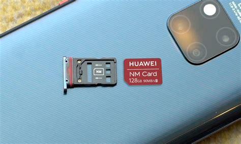 huawei mate  series    nano memory card