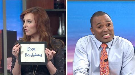 wgn morning news own newlyweds were put to the test monday traffic reporter erin mcelroy