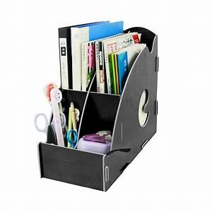 Rangement Papier Bureau : bo te de rangement bureau classement papier a4 dossier ~ Farleysfitness.com Idées de Décoration
