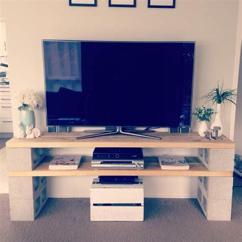 cabinet kitchen tv diy cinder block tv cabinet tv stand tv 6510