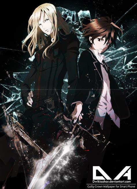 Anime Wallpaper Guilty Crown - guilty crown wallpaper by dwikiazhar on deviantart