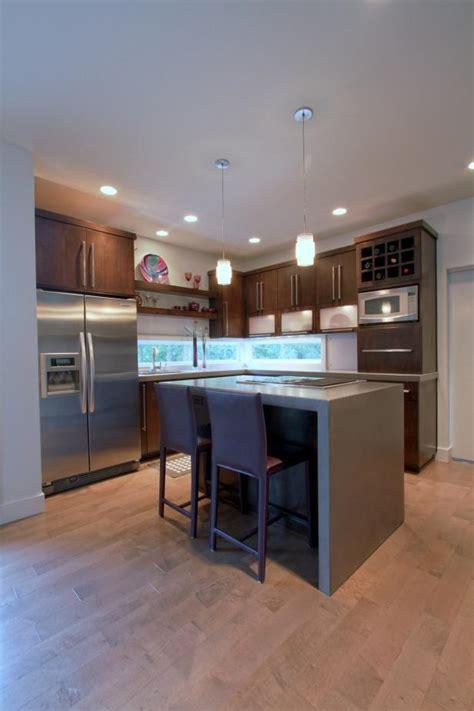concrete floor kitchen photo page hgtv 2421