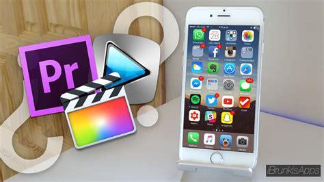 La Mejor App Para Editar Tus Vídeos Desde Tu Iphone, Ipad