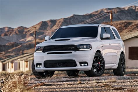 jeep durango 2018 dodge durango srt is a 475hp 12 9 sec 1 4 mile three