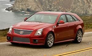 2019 Cadillac CTS Sport Wagon Car Photos Catalog 2019