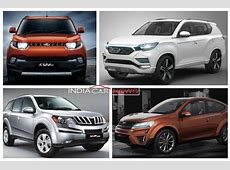 फोटो गैलरी अगले दो साल में महिंद्रा की ये 10 नई कारें