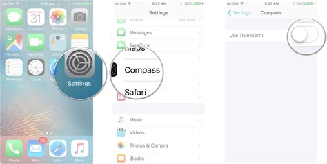how to use iphone compass how to use the compass on iphone imore