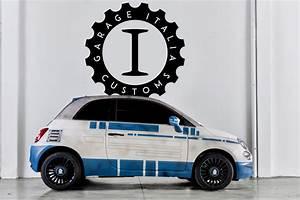 Fiat Garage : fiat 500 r2 d2 and bb 8 by garage italia celebrate star wars premiere ~ Gottalentnigeria.com Avis de Voitures