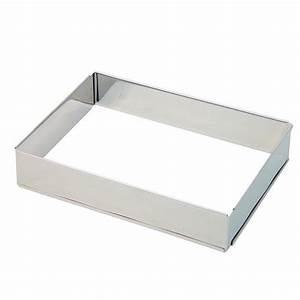 Cadre Inox Pour Plaque Vitroceramique : cadre inox pour patisserie table de cuisine ~ Premium-room.com Idées de Décoration