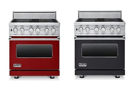 range viking electric professional freestanding series ranges pro stove colors inch remodelista favorites appliances induction kitchen