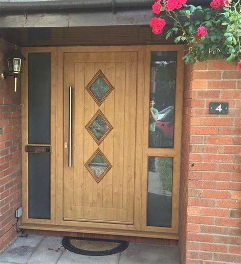 External Doors by This Gorgeous Eldon Composite Front Door In Oak Was