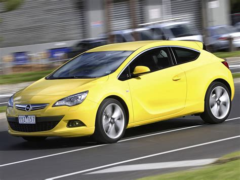 Opel Astra Gtc Picture 96512 Opel Photo Gallery