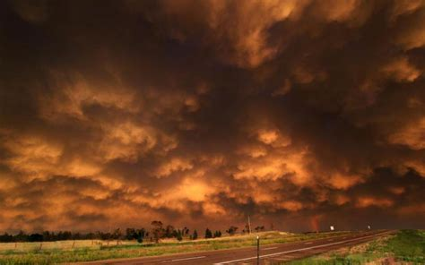 hd rust colored storm clouds hdr wallpaper