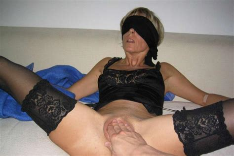 milf bachelorette party 78900 of a blindfolded milf in