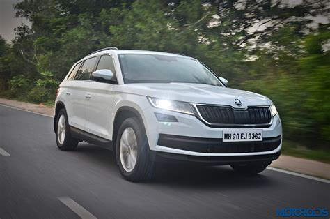Skoda Kodiaq by Skoda Kodiaq India Review Images Specs And Details