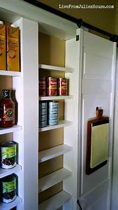 How, To, Build, A, Pantry, Between, The, Studs, Diy