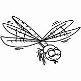 Dragonfly Coloring Pages Printable Smiling Drawing Dragonflies Wings Flying Dragon Print Freeprintablecoloringpages Clip Preschool Results Sketch Insects Animal Getdrawings Heart sketch template