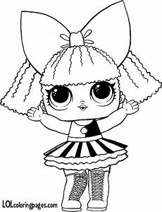 Free Pranksta Coloring Page Lol Surprise Doll Coloring Pages
