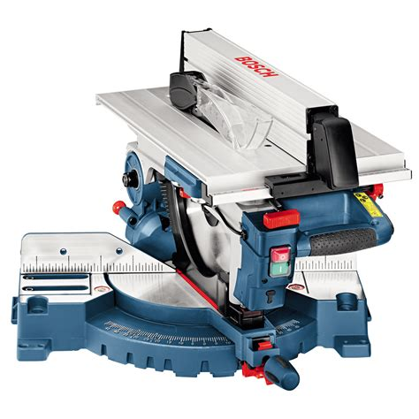 Bosch Gtm12jl Combination Table Mitre Saw 240v Gtm 12 Jl