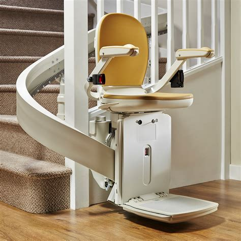 new acorn 180 curved stairlift multicare