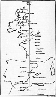 Greenwich Line Passes Through Which Countries