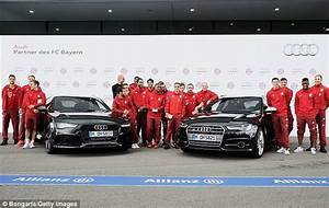 Bayern Automobiles : leicester behind bayern munich in driving seat as german giants given new audi every summer ~ Gottalentnigeria.com Avis de Voitures