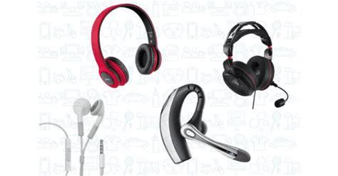 perbedaan headset headphone earphone  handsfree
