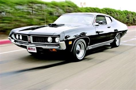 1970-'71 Ford Torino Gt Sportsroof