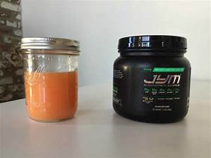 Review Pre Workout Jym Supplement